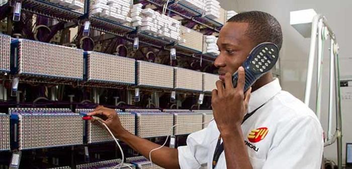انتقال خط تلفن