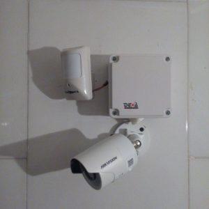 پروژه نصب دوربین-رستوران غار