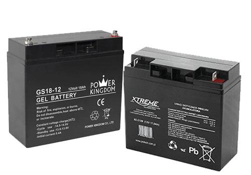 انواع باتری ها و تفاوت آنها