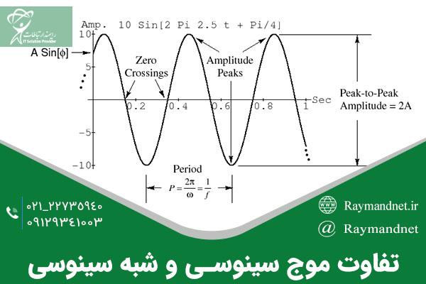 تفاوت موج سینوسی و شبه سینوسی در اینورتر چیست ؟