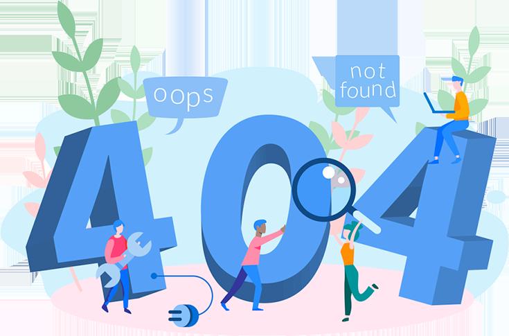 تصویر ارور 404