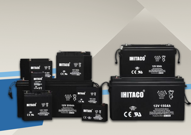 Types of UPS battery amps