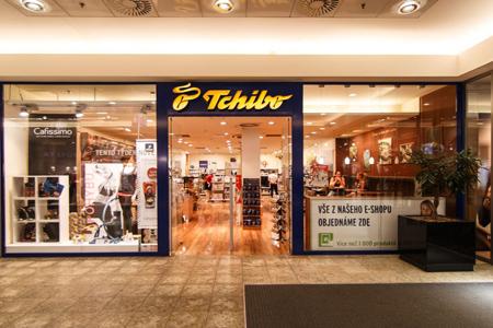فروشگاه tchibo