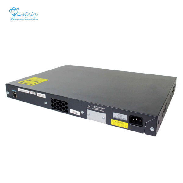سوئیچ سیسکو WS-C2960G-48TC-L