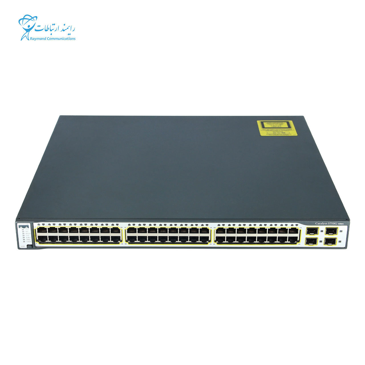 CISCO SWITCH-WS-C3750-48PS-S