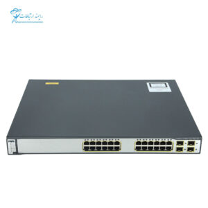CISCO SWITCH-WS-C3750G-24PS-S