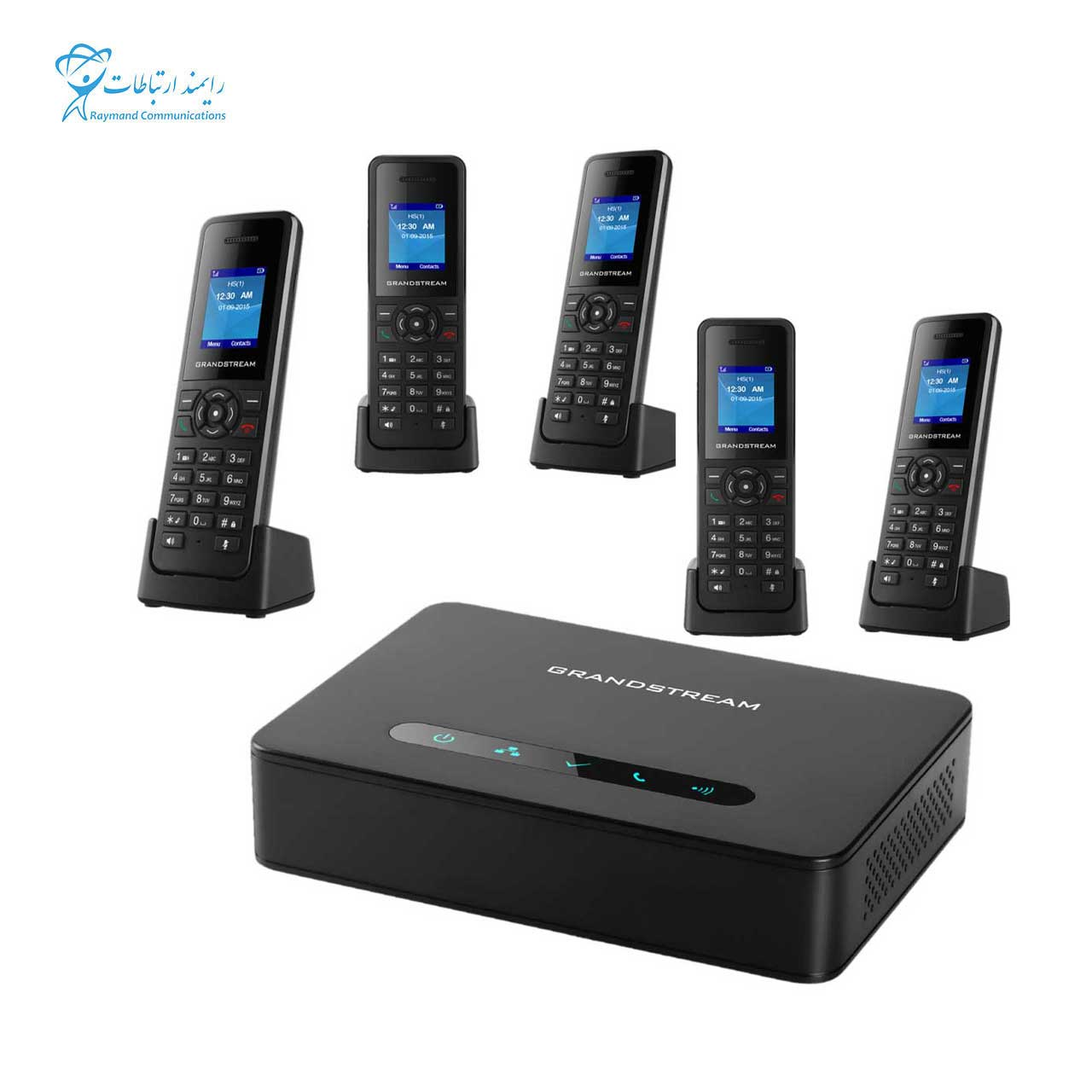 GRANDSTREAM IP PHONE-DP-720