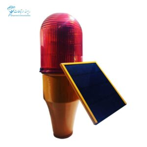 SOLAR MAST LIGHT WITH 30 LED LAMPS-SOLAR