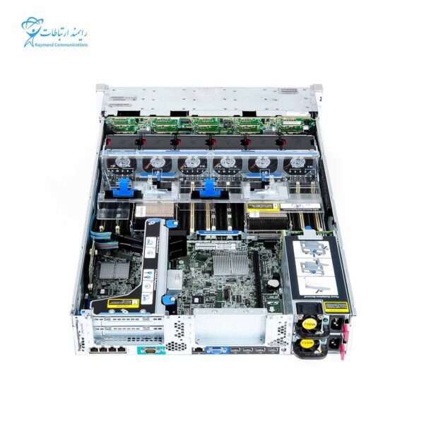 سرور اچ پی DL380G8-8LFF