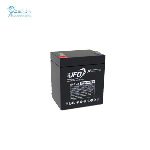 باتری یو پی اس 12ولت 4.5 آمپر یوفو UFO-4.5Ah
