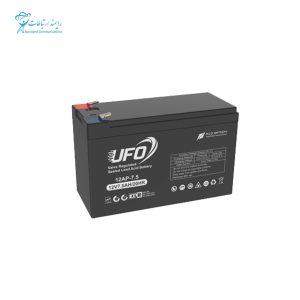 باتری یو پی اس 12ولت 7.5 آمپر یوفو UFO-12V 7.5Ah