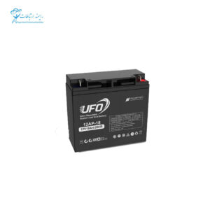 باتری یو پی اس 12ولت 18 آمپر یوفو UFO-18Ah