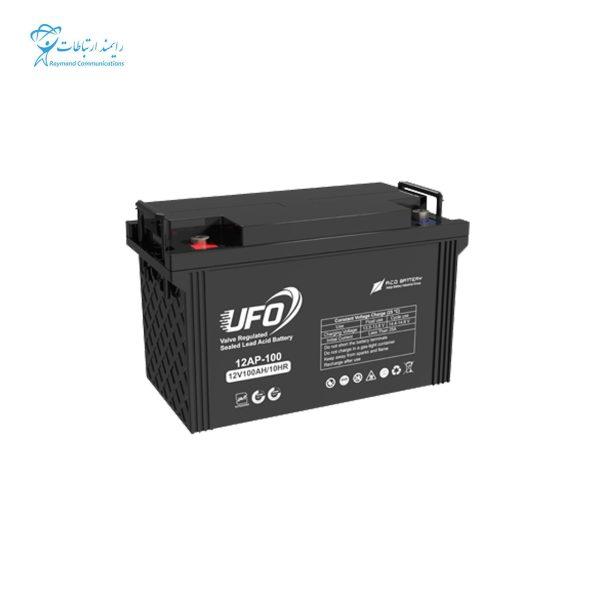 باتری یو پی اس 12ولت 100 آمپر یوفو UFO-100Ah