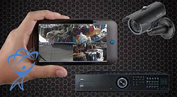 انتقال تصاویر دوربین های مدار بسته