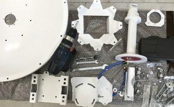 how to install dish mikrotik mant30 pa